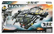 NEW Mega Bloks Halo UNSC Vulture Gunship Building Set Micro Action Figures