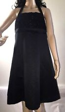 Target Limited Edition Little Black Dress Size 4 Crochet Top Sexy Cocktail Style