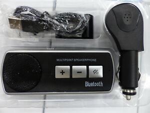10x Bluetooth Freisprecheinrichtung Freisprechanlage Auto Handy Smartphone