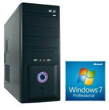 Gamer PC Computer AMD FX 8320 8 x 4.000 Mhz Geforce GT730 4GB 8GB 2TB Gaming OC