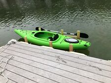Steady Step Kayak Launch for Truss Piers