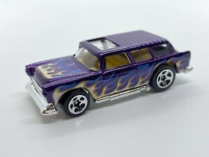HOT WHEELS CHEVY NOMAD LOOSE