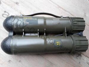 Ammo Tube Munitionsbehälter Kunststoff Wasserdicht Luftdicht Kiste Army BW Armee