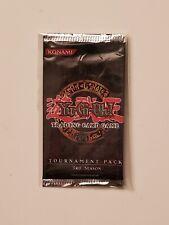 Yu-Gi-Oh Tournament Pack 3rd Season New Sealed