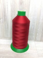Bonded Nylon Heavy Duty Sewing thread 3000mt Industrial Red Last One