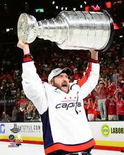 Alex Ovechkin STANLEY CUP GLORY 2018 Washington Capitals 16x20 POSTER Print 29fedd974