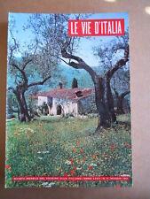 VIE D'ITALIA n°5 1961 Speciale Scuole Elementari di Milano e del Milanese [G534D