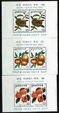 Korea SC# 900a-902a, Mint Never Hinged, 900a & 901a creased -  Lot 031917