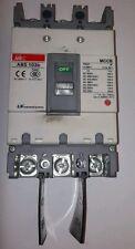 MEC ABS 103b  100 Amp Breaker  with door mount disconnect