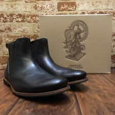 MEN'S TIMBERLAND BOOT COMPANY® WODEHOUSE CHELSEA BOOTS STYLE 4120R001 SIZE 13M