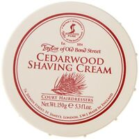 Taylor of Old Bond Street 150 g New Cedarwood Shaving Cream Bowl