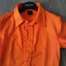 Jean Paul Gaultier tangerine minidress