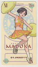 Negima! Magister Negi Magi Pactio Card Madoka Kugimiya [paper]