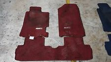 JDM Honda Integra Acura RSX Type-R K20A DC5 2002 2003 2004 2005 2006 Floor Mats