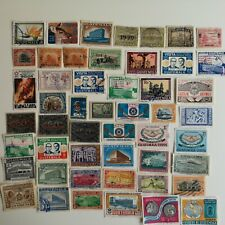 More details for 100 different guatemala stamps collection