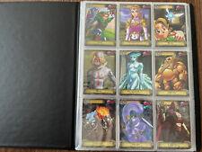 More details for the legend of zelda trading cards enterplay - 90 card base set includes 5 foils