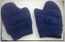 Wheat/Heat Bag -Mittens-aching hands,Athritis, Pain Relief, mirowave