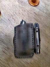 Olight I3t Reylight Pinapple Mini Leder Etui Pouch Scheide Custom Victorinox Pio