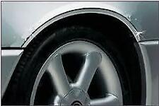 CHROME Wheel Arch Arches Guard Protector Moulding fits LEXUS
