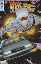 Back To The Future #10 (2016,Idw) Rom Month Cover, Sanchez, Gale, 1st Print, Nm