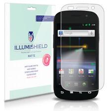 iLLumiShield Anti-Glare Matte Screen Protector 3x for Samsung Google Nexus S 4G