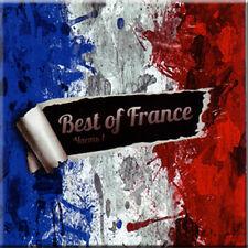 BEST OF FRANCE. PART 1 -DALIDA KAAS PIAF FARMER DASSIN DELON LAFORET GOLDMAN CD