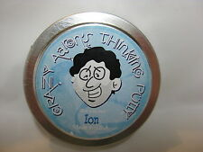 ION GLOW IN THE DARK Crazy Aaron's Thinking Putty New small 2 inch tin .47oz