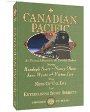 Canadian Pacific - W/ Randolph Scott & Nancy Olson On DVD + FREE SHIPPING!