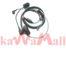 Headset Mic - Motorola GP300 HT1250 Radios MHTEB MTLEBD