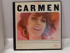 PIERRE MICHEL LE CONTE bizet carmen 3 LP VG+ SC 6035 Vinyl Epic 1st Press Mono