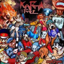"Karma Rage ""soCium"" CD [UKRAINE RAW OLD SCHOOL THRASH METAL]"