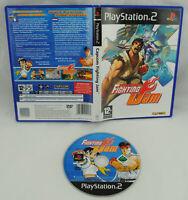 Jeu CAPCOM FIGHTING JAM sur Playstation 2 PS2 CD REMIS A NEUF PAL