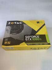Zotac Geforce GTX GPU - 1080Ti