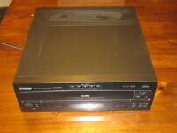 PIONEER-CLD-M301-LASERDISC-PLAYER-WITH-5-CD-CHANGER Not Working Parts Only