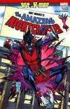 AGE OF X-MAN THE AMAZING NIGHTCRAWLER BY MCGUIRE & FRIGERI~ MARVEL TPB NEW