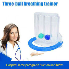 Deep Breathing Lung Exerciser Incentive Spirometer Respiration Sterile Devices