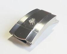 16MM ROLEX STAINLESS STEEL WATCH STRAP Bracelet CLASP BUCKLE NEW