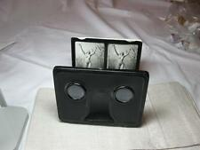 8 Nude Women Stereoview Photographs and INDUPOR STEREOSCOPE GERMANY Photos Nudes