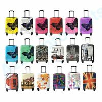Cabin Hand Luggage Suitcase Ryanair 4 Wheeled PC Travel Case Bag easyjet