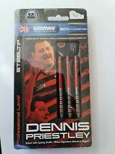 Winmau Dennis Priestley 17g 90% Tungsten Steel Tip Darts