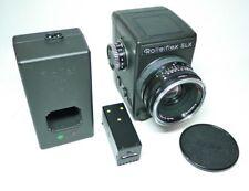 Rollei Rolleiflex SLX + Planar 2,8 80mm + Charger G   Ankauf&Verkauf ff-shop24