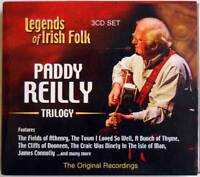 Paddy Reilly Trilogy - Legends of Irish Folk (3 CDs)