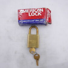 American Lock Keyed Padlock Key Mj1417