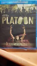 Platoon (Blu-ray, 1986) New Free Shipping