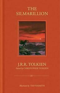 The Silmarillion, Tolkien, J. R. R., New, Hardcover Book