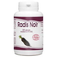 Radis Noir Bio 270mg- 200 gélules