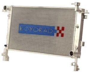 Koyo Hyper V Series Aluminum Radiator 94-97 Mazda Miata MX-5 1.8L I4 (MT)