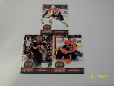 LOT OF 3 WINTER CLASSIC FROM MVP 2009-10: GIROUX-CARCILLO AND CHARA
