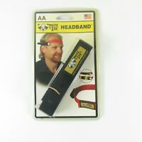 Nite Ize NPO-07-spc Headband Maglite Hands Free Flashlight Holder Black USA