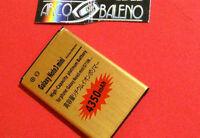 BATTERIA ORO 4350Mah SAMSUNG GALAXY NOTE 3 NEO GT N7505 POTENZIATA EB-BN750BBE